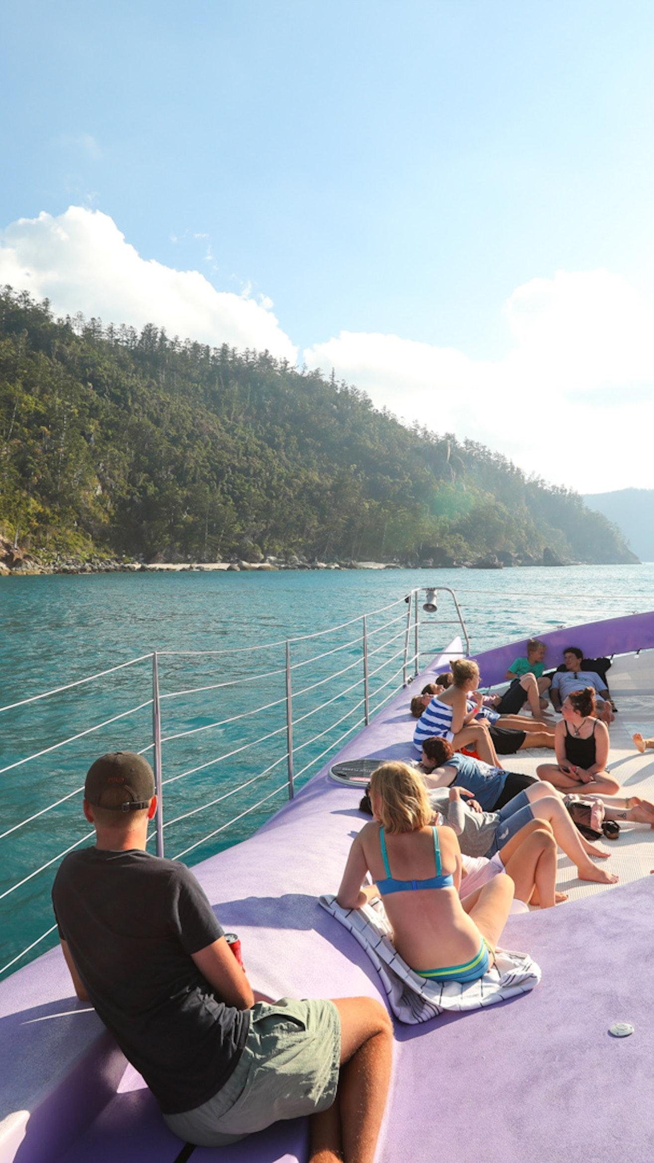 Camira Sailing Adventure - Cruise Whitsundays