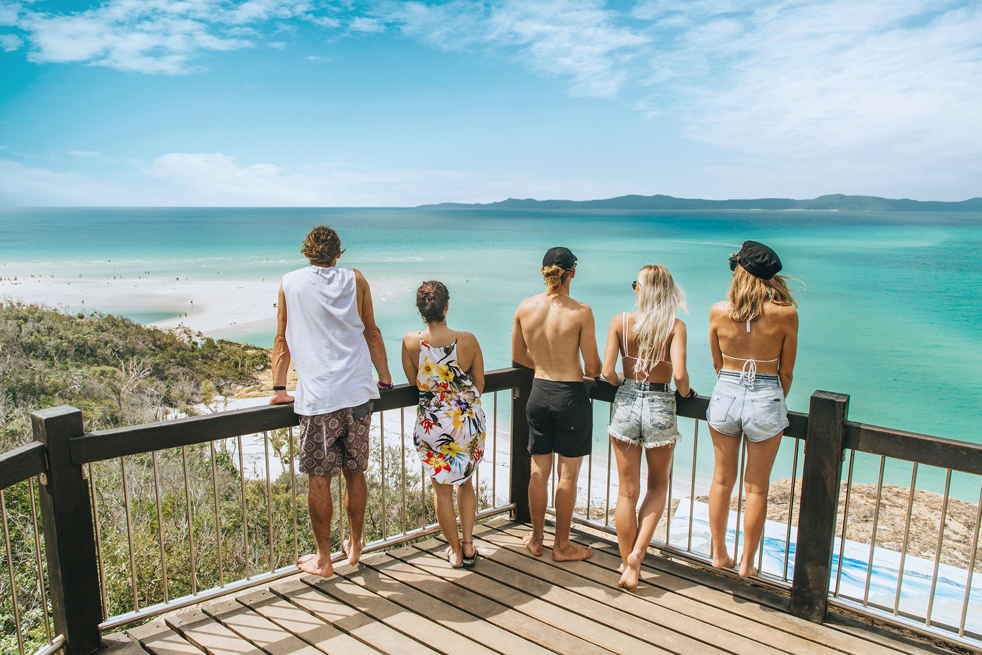 Whitehaven Beach & Hill Inlet - Cruise Whitsundays