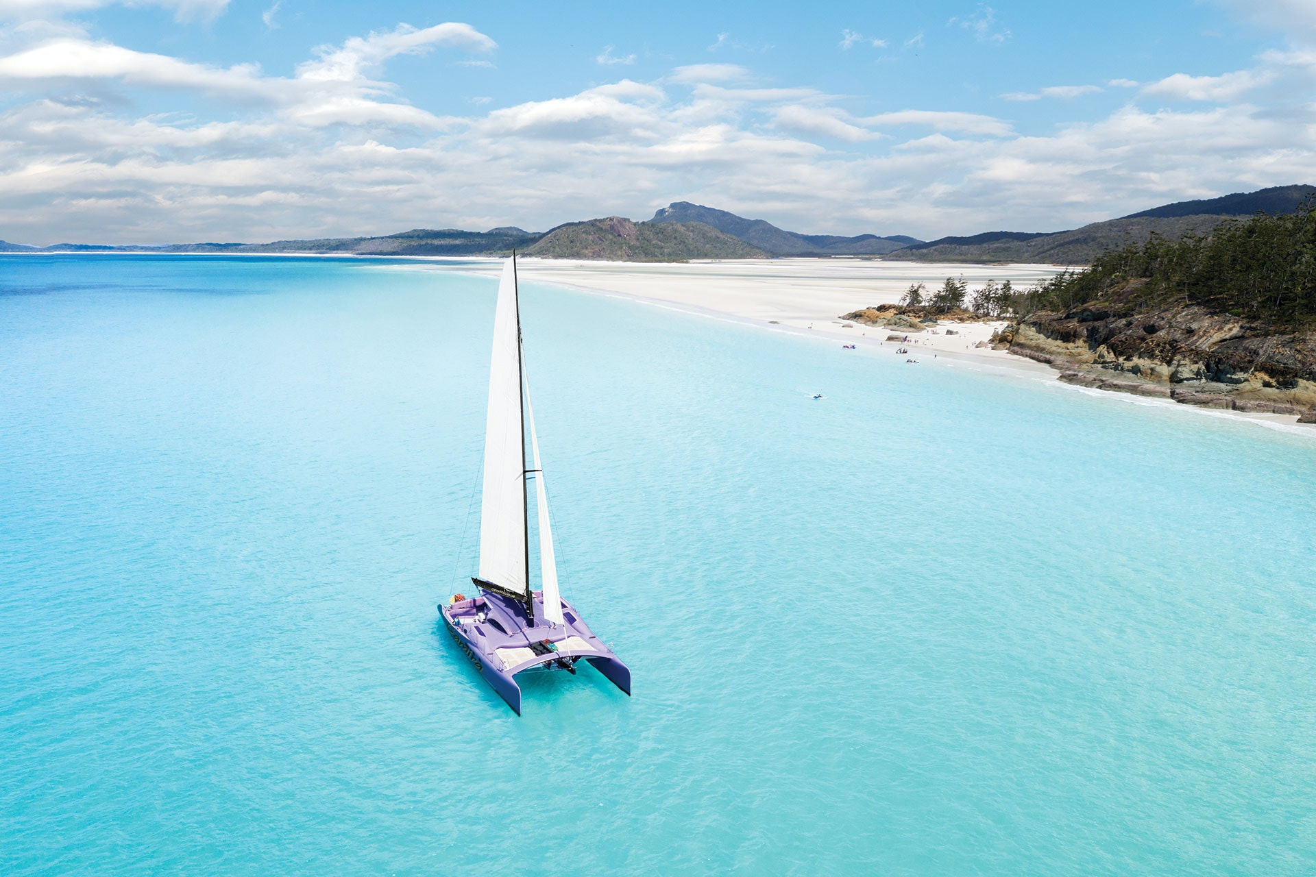 Camira Sailing Adventure - Cruise Whitsundays