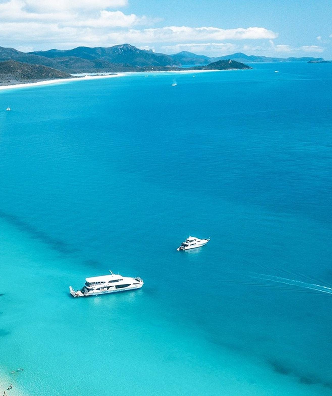 Island Transfers - Cruise Whitsundays
