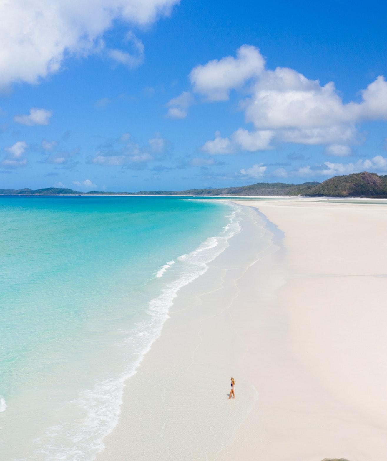 Daily Weather Report - Cruise Whitsundays